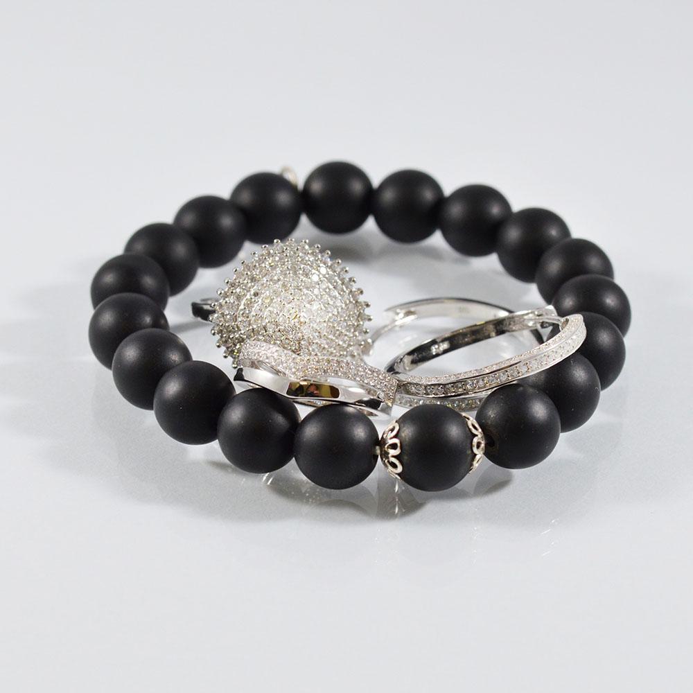 Strieborné šperky